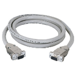 "Black Box EDN12H-0025-FF VGA cable 299.2"" (7.6 m) VGA (D-Sub) Beige"