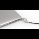 Compulocks MBPR13 cable lock Silver