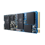 Intel Optane HBRPEKNX0202A01 internal solid state drive M.2 512 GB PCI Express 3.0 3D XPoint + QLC 3D NAND NVMe