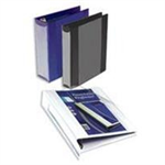 Rexel Presentation Display Book A4 20 Pocket Black