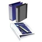 Rexel Presentation Display Book A4 20 Pocket Black