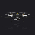 Veho Muvi Q-1 4rotors 6800mAh Black camera drone