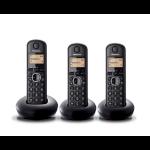 Panasonic KX-TGB213E DECT Caller ID Black