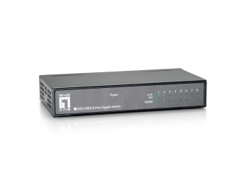 LevelOne 8-Port Gigabit Switch