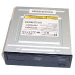 HP 419496-001 optical disc drive Internal Black, Gray DVD-ROM