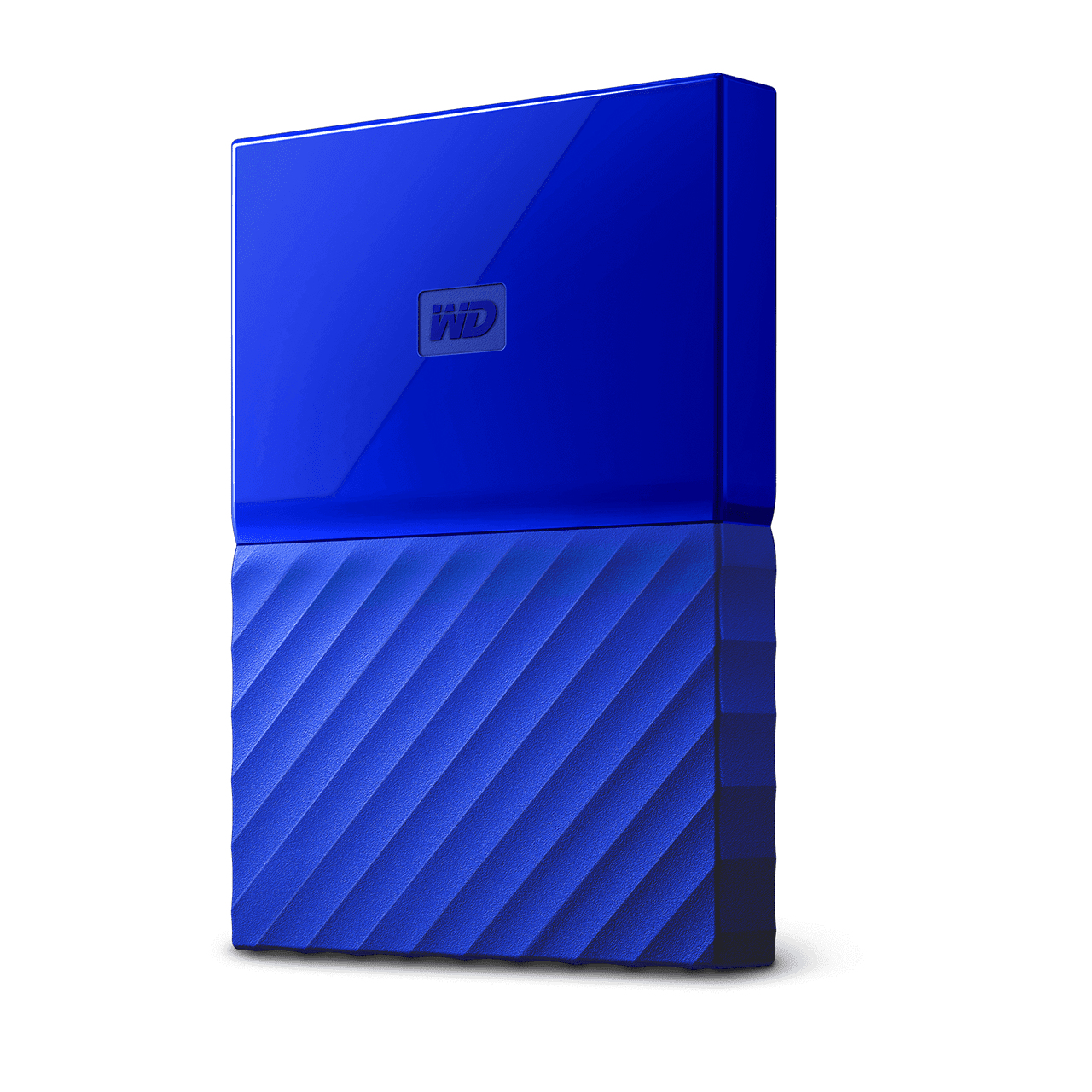 Western Digital My Passport external hard drive 3000 GB Blue