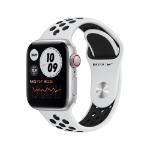 Apple Watch SE Nike OLED 40 mm Silver 4G GPS (satellite)