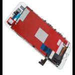 MicroSpareparts Mobile MOBX-IPC8P-LCD-W Display White
