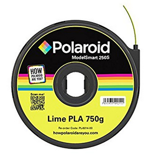 Polaroid PL-6014-00 3D printing material Polylactic acid (PLA) 750 g
