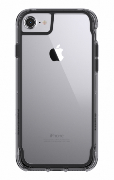 Survivor Clear iPhone 7/6s/6 Blk/smk/clr