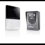 "Somfy Visiophone V100 video intercom system 10.2 cm (4"") Black, Gray, White"