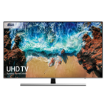 "Samsung Series 8 UE75NU8000TXXU LED TV 190.5 cm (75"") 4K Ultra HD Smart TV Wi-Fi Black, Silver"