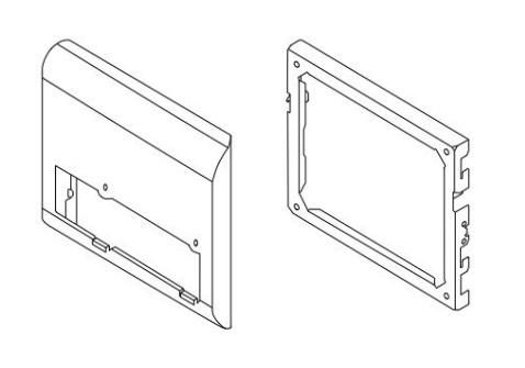 Cisco CP-8800-WMK= telephone mount/stand
