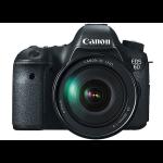 Canon EOS 6D 20.2MP CMOS 5472 x 3648Pixeles Negro
