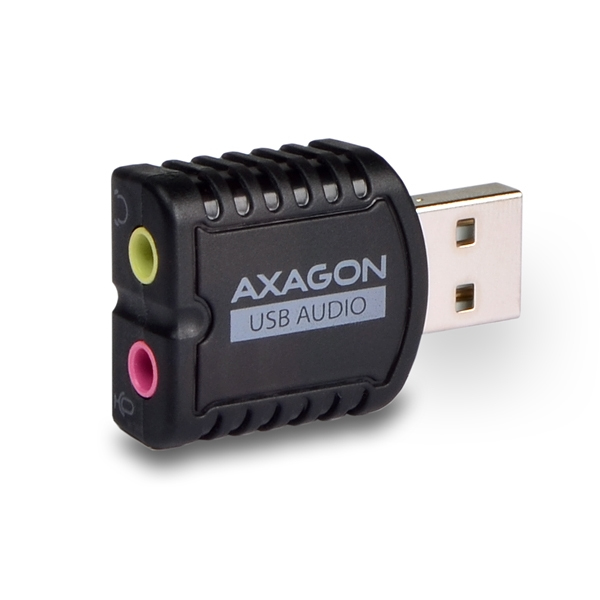 Axagon ADA-10 audio card USB