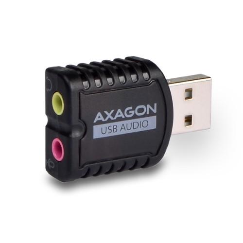 Axagon ADA-10 audio card USB