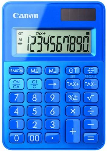Canon LS-100K calculator Desktop Basic Blue