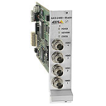 Axis 240Q video servers/encoder