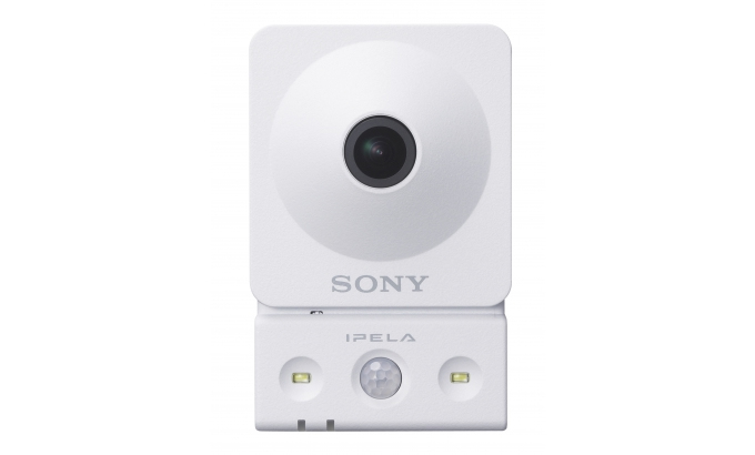Sony SNC-CX600 IP security camera White security camera