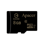 Apacer microSDHC UHS-I Class10 8GB memory card