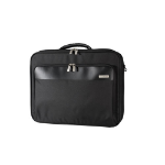 "Belkin 17"" Clamshell Business Carry Case notebook case 43.2 cm (17"") Briefcase Black"
