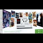 Microsoft Xbox One S Starter Bundle Blanco 1024 GB Wifi