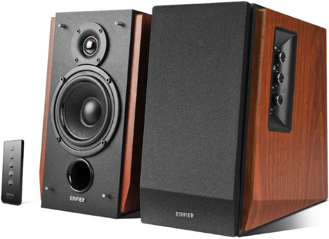 Edifier R1700BT Bluetooth Lifestyle Bookshelf Studio Speaker