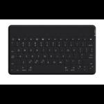 Logitech Keys-To-Go Bluetooth QWERTZ German Black mobile device keyboard