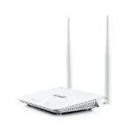 Tenda F300 wireless router Fast Ethernet White