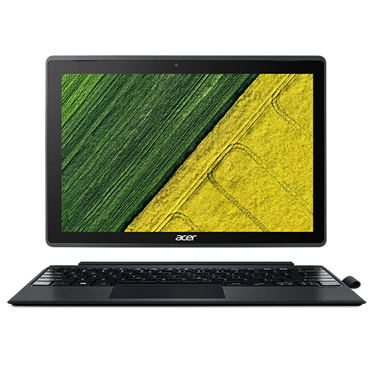 "Acer Switch SW312-31-P43F 1.1GHz N4200 12.2"" 1920 x 1200pixels Touchscreen Black Hybrid (2-in-1)"
