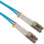 Cablenet 4LCLC1.5 1.5m LC LC Blue, Beige, White fiber optic cable