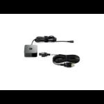 HP 45W USB Type-C AC Adapter Indoor 45W Black