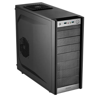Antec One Midi-Tower Black computer case