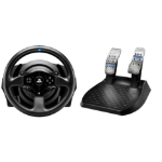 Thrustmaster T300RS Stuurwiel + pedalen PC, Playstation 3, PlayStation 4 Zwart