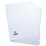 Elba 100204881 divider White 10 pc(s)