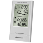 Bresser Optics 7004000 Silver digital weather station
