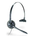 Plantronics CHS142N/A 3.5 mm Monaural Black headset