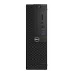 DELL OptiPlex 3050 3.9GHz i3-7100 SFF Zwart PC