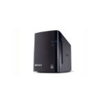 Buffalo DriveStation Duo USB 3.0 Storage server Black