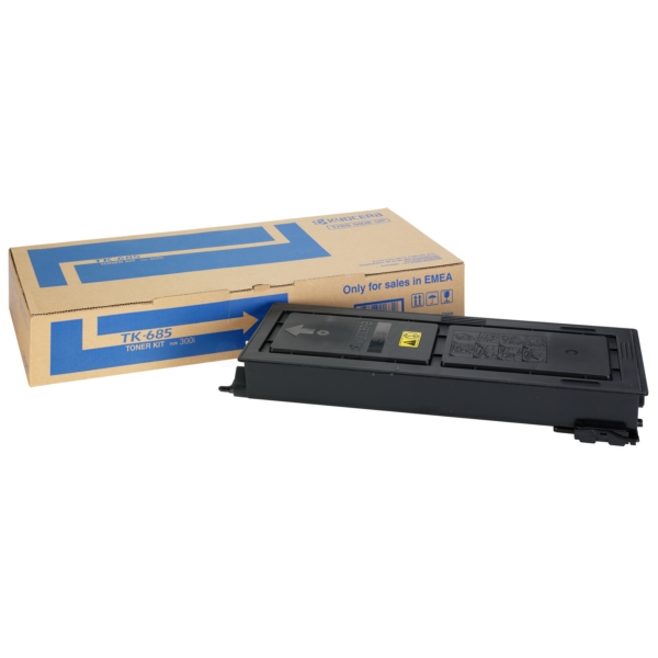 Kyocera 1T02K50NL0 (TK-685) Toner black, 20K pages @ 6% coverage