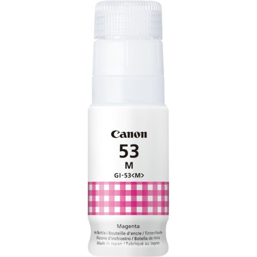 Canon 4681C001 (GI-53 M) Ink bottle magenta, 3K pages, 60ml