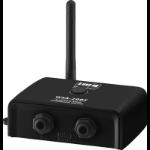 Monacor WSA-20BT audio switch Black
