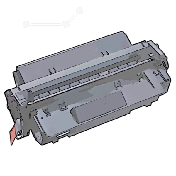 Dataproducts 57210E compatible Toner black, 5K pages, 1,260gr (replaces HP 96A)