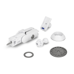 Ubiquiti Networks Toolless Quick-Mounts for Ubiquiti CPE Products. Supports NanoStation, NanoStation Loco, and NanoBea