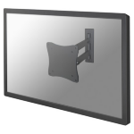 "Newstar FPMA-W820 27"" Silver flat panel wall mount"