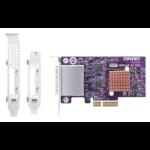 QNAP QXP-800ES-A1164 interface cards/adapter Mini-SAS Internal