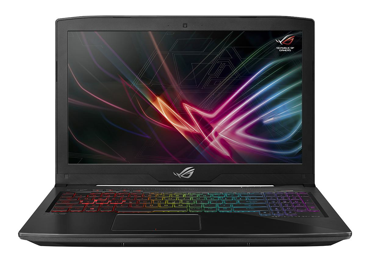 """ASUS ROG Strix GL503VM-GZ128T 2.5GHz i5-7300HQ 15.6"""" 1920 x 1080pixels Black Notebook"""