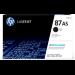 HP CF287AS (87AS) Toner black, 6K pages