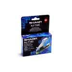 Sharp AJT10C Ink tank Cyan ink cartridge Original
