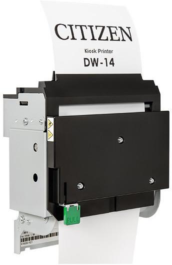 Citizen DW-14 Direct thermal POS printer 203 x 203 DPI